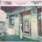 Various - The Early Years of Joe Gibbs Vol. 1 (Pressure Beat / Amalgamated) LP